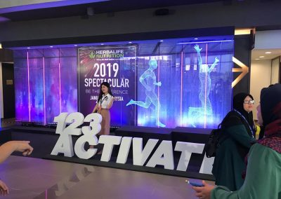 Herbalife Spectacular 2019 Malaysia at Setia City Convention Centre