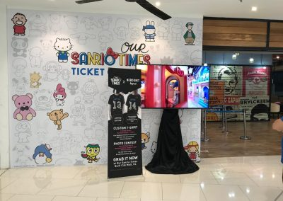 Nerdunit x Our Sanrio Times at Quill City Mall 2018