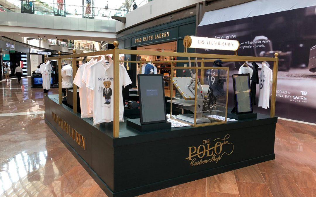 Polo Ralph Lauren x YR Live at Marina Bay Sands Singapore 2019