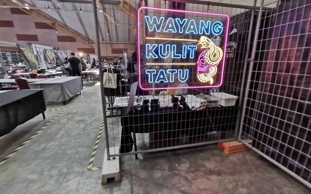 Wayang Kulit Tatu at Art of Speed 2019