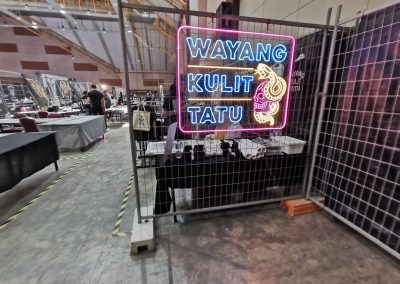 Wayang Kulit Tatu at Art of Speed 2019