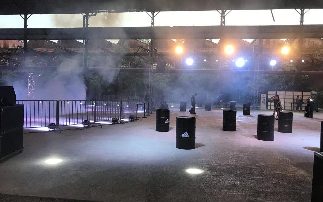 Adidas PulseBoost Launching Event at Sentul Depot 2019